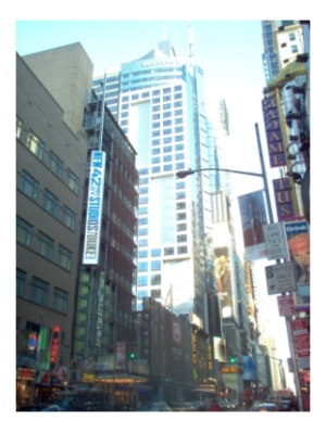 Times Square Office Building For Rent